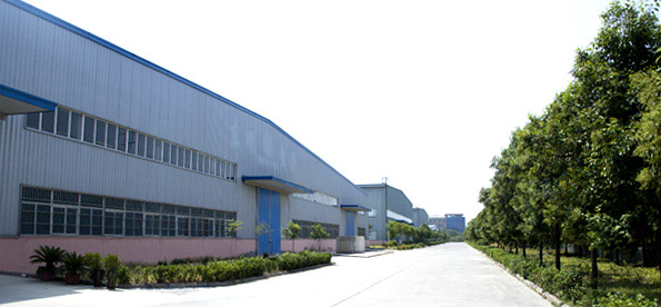 厂房内部环境展示