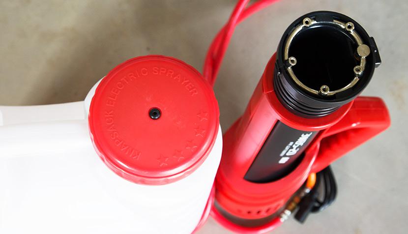 田帮手为您揭秘电动喷雾器的4种清洗方法