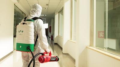 暴风雾为你解析:手持式电动超低容量喷雾器的用途