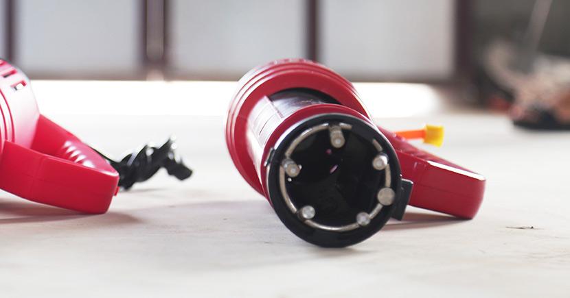 电动喷雾器充不进电该怎么办?田帮手为你解答