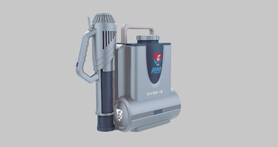 暴风雾超低容量喷雾器